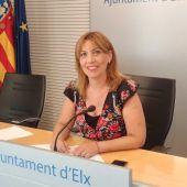 Teresa Maciá, concejala de Bienestar Social