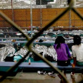 Centro de detención de niños migrantes en EEUU (Archivo)