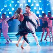 Bustamante ganador de Bailando con las estrellas