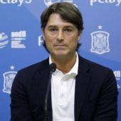 Julen Guerrero, nuevo seleccionador Sub16