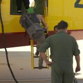 Grecia recibe ayuda de 2 aviones españoles para colaborar extinción incendios