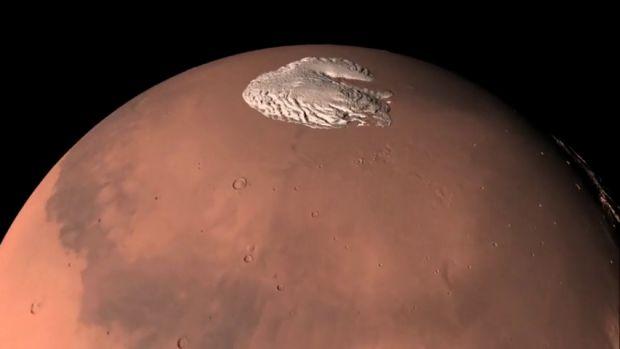 Territorio Comanche: La música de Marte