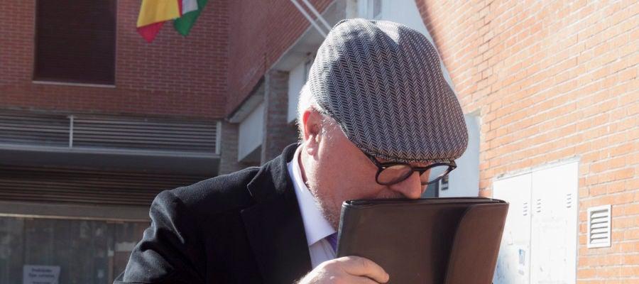 El excomisario José Manuel Villarejo en una imagen de archivo.