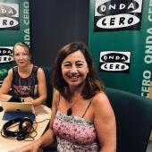 Francina Armengol en Onda Cero