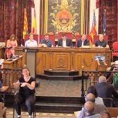 Pleno Municipal del Ayuntamiento de Elche
