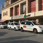 Concentración en la Estación de ADIF de Santander