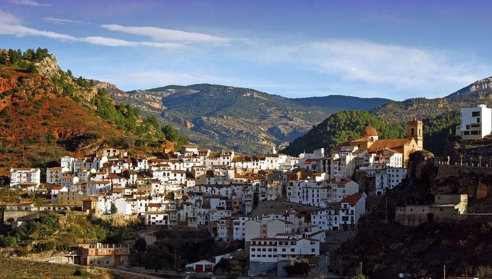 Vistas del municipio de Villahermosa del Río