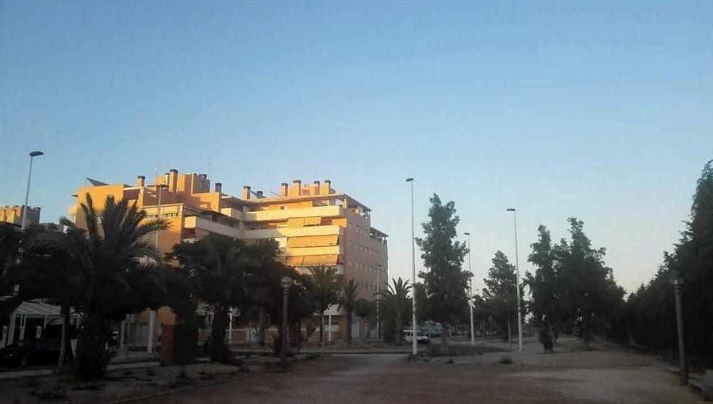 Barrio Altabix-Universidad de Elche