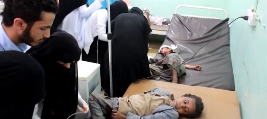 REEMPLAZO: Yemen