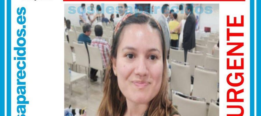 Liliana Martín, desaparecida ayer en Madrid