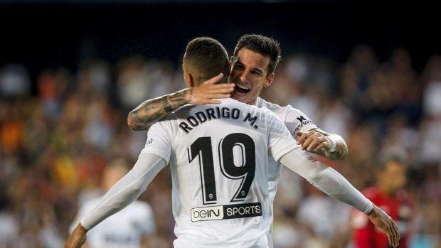 El Valencia jugará la Champions y el Getafe, el Sevilla y el Espanyol se clasifican para la Europa League
