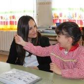 Prado Zúñiga visitó uno de los centros de atención temprada que hay en la provincia