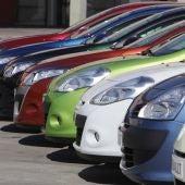 Alquiler de coches en ciudades españolas