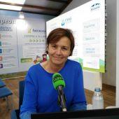 Carmen Moriyón, alcaldesa de Gijón