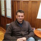 Javier Ardines concejal de Izquierda Unida en Llanes