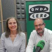 Almudena Serrano Pedro J. Garcia Hidalgo