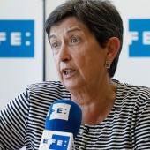 Teresa Cunillera, delegada del Govern en Cataluña
