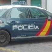 El individuo fue detenido por la Policía Nacional