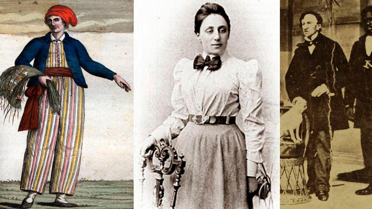 Científicas escondidas: Sophie Germain, Jeanne Baret y James Barry ...