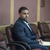 El acusado de triple asesinato Pablo Ibar