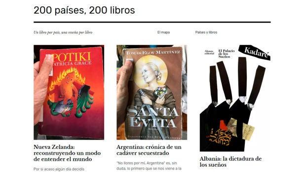 200 países, 200 libros