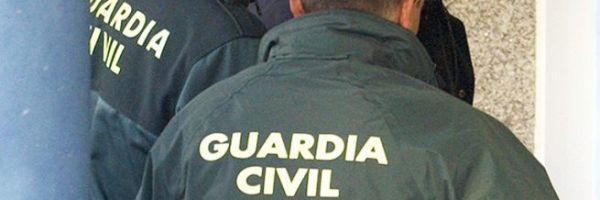 Detenido tras matar a un guardia civil que le había dado el alto en Granada