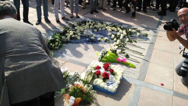 Cambrils recuerda a víctimas del 17A y agradece la labor de la Policía y Emergencias