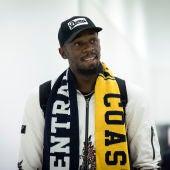 Usain Bolt, jugador del Central Coast Mariners