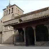 Fachada de la Catedral de San Pedro de Jaca