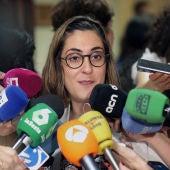 Marta Sorlí, diputada de Compromís