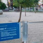 Parque para perros en Elche