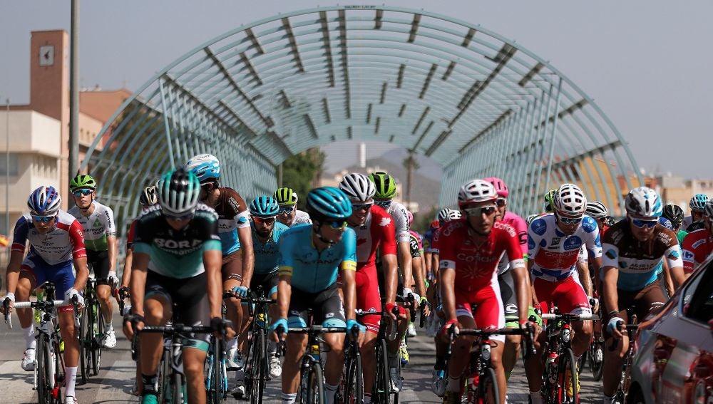Tony Gallopin gana la etapa 7 de La Vuelta