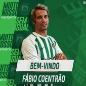 Fabio Coentrao con el Rio Ave