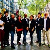 L'equip d'Onda Cero Catalunya