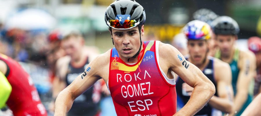 Frodeno arrebata a Gómez Noya (bronce) el Mundial de Ironman 70.3