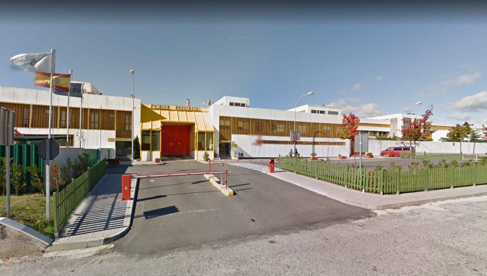 Imagen del Centro Penitenciario Pereiro De Aguiar