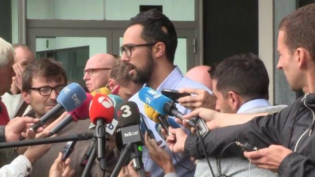"""Maite Pagazaurtundúa: """"Las frases de Valtònyc me pusieron los pelos de punta, pocas veces he notado tanto sectarismo"""""""