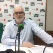 Casto Sánchez, director provincial de Fomento, durante la entrevista en Onda Cero