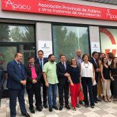 APACU CUENCA inauguracion