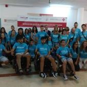 """Participantes en el programa """"Campus Inclusivo"""""""