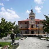 Plaza de Carbonero el Mayor