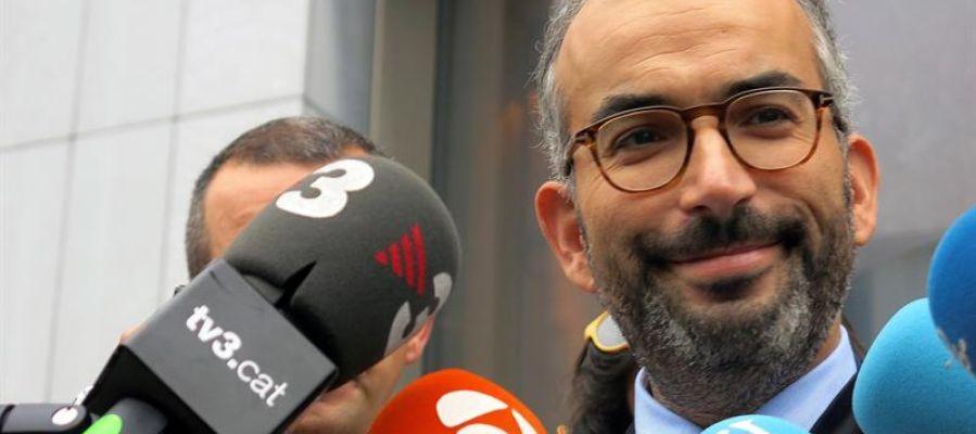 El abogado del juez Llarena, Hackim Boularbah