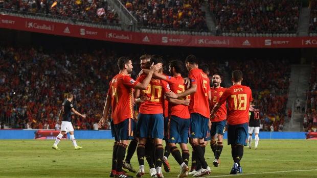 Las opciones de España y el resto de selecciones en la Liga de Naciones