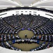Imagen panorámica de la Eurocámara