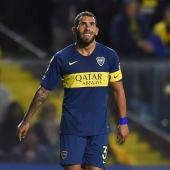 Carlos Tévez en Boca Juniors