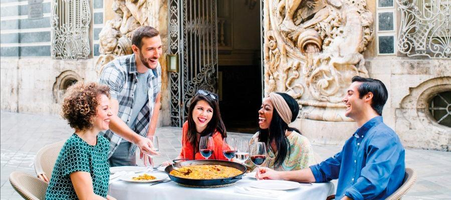Valencia impulsa el Día Mundial de la Paella