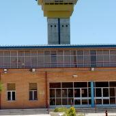 Vista de las instalaciones de la cárcel de Zuera en Zaragoza