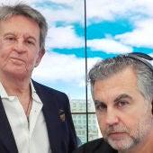 Josemi y Carlos Alsina