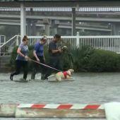 Florence toca tierra en la costa sureste de EEUU como huracán de categoría 1