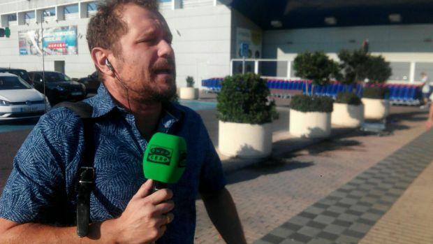 El reporterismo de El Monaguillo hace parar el tráfico